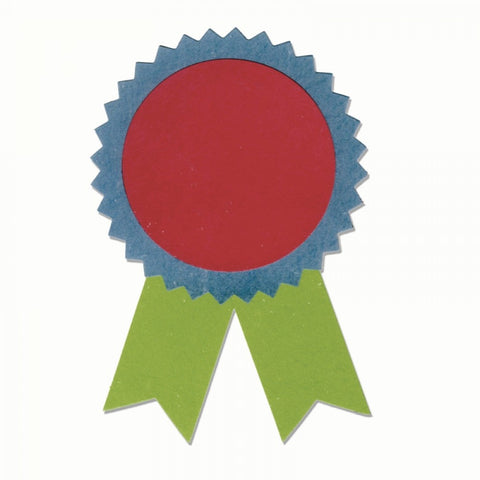 Die Cut, Award Ribbon