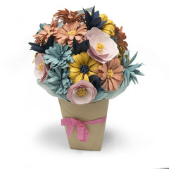 Large Die Cut, Bundle of Flowers