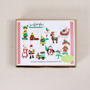 Monthly Holiday Ornament Kit