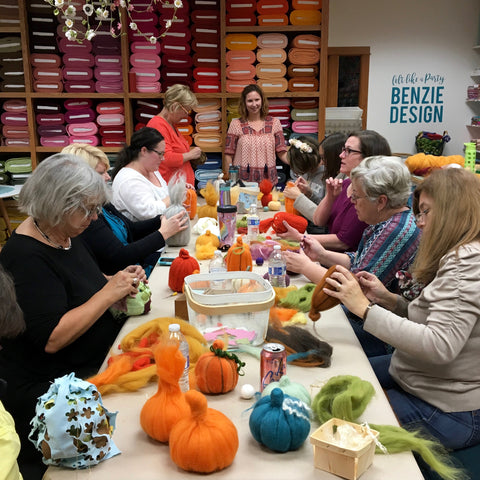 Free Monthly Sit & Stitch - Thursday October 3