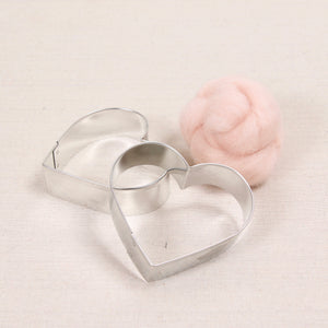 Cookie Cutters for Needle Felting