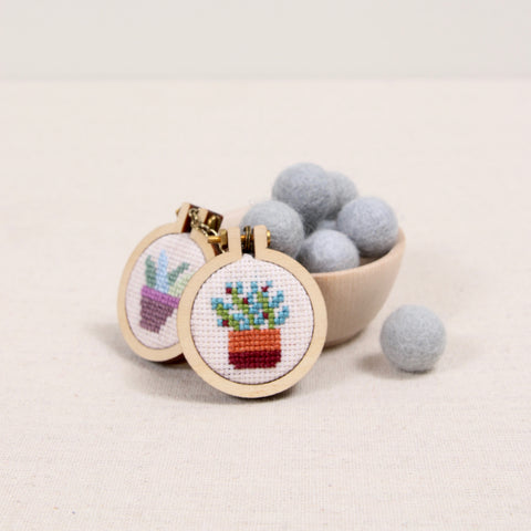 Miniature Hoops, Large