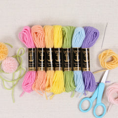Wool Tapestry & Embroidery Yarn