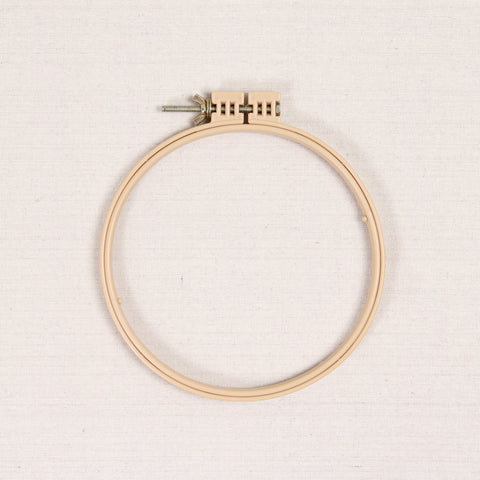 Morgan Embroidery Hoop, No Slip