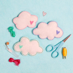 Local Needlepoint Shop Day and Free Cloud Make and Take -September 21