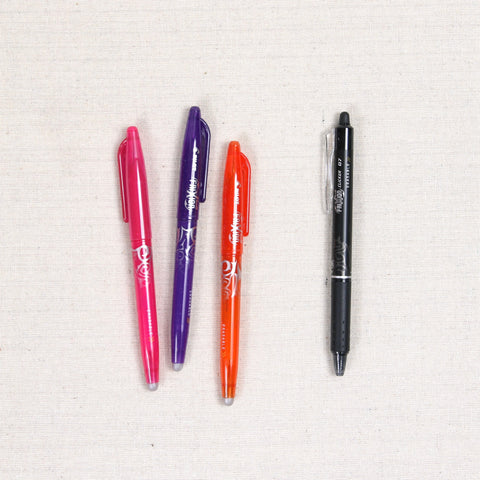 Frixion Tracing Pens