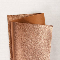 Bronze Metallic Felt