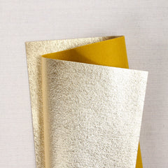 Gold Metallic Felt