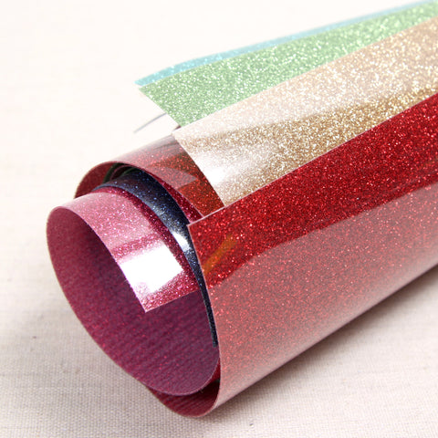 Benzie Iron-On Glitter
