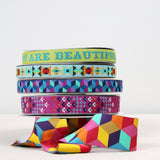 You are Beautiful Woven Ribbon