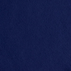 Oxford Blue Wool Blend Felt