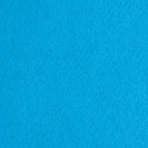 Cyan Wool Blend Felt, Benzie Reserve Color