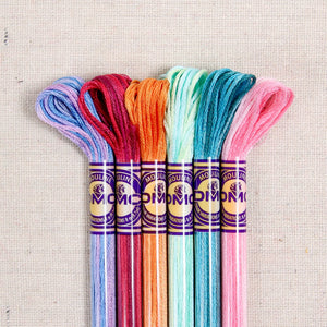 DMC Embroidery Floss, Color Variations
