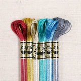 DMC Embroidery Floss, Metallics