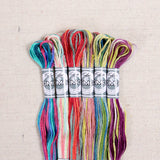 DMC Embroidery Floss, Coloris Collection