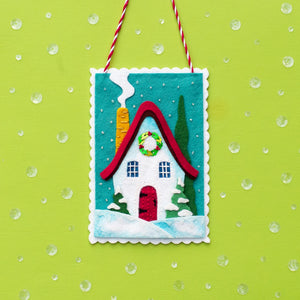 Cottage Ornament Kit