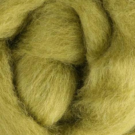 Fern Corriedale Roving, 1oz