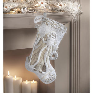 Elegant Christmas Stocking Kit