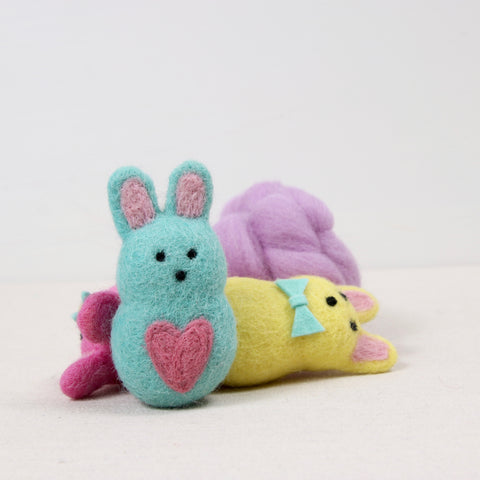 Pudgy Bunnies in Yellow