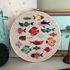 Fishy Cross Stitch