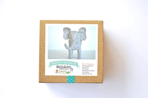 Elephant Sewing Kit
