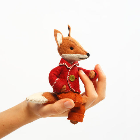 Hand Sewing Kit - Felix or Charlotte Fox