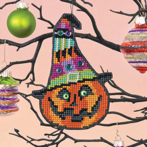 Miss Witch Ornament Kit