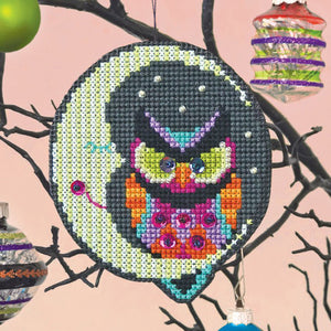 Night Owl Ornament Kit