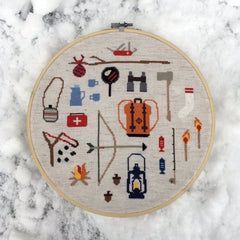 Adventure Cross Stitch