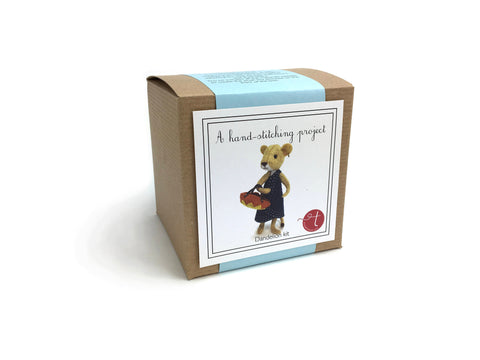 Hand Sewing Kit - Dandelion or Ludwig Lionheart