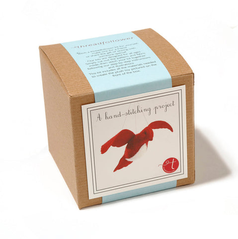 Hand-Stitching Sewing Kits - Birds in Flight