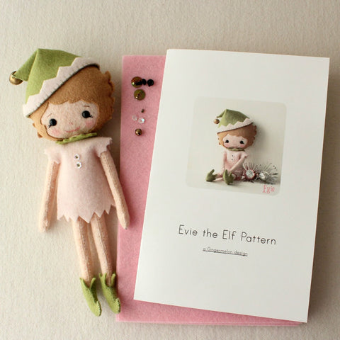 Evie the Elf Kit