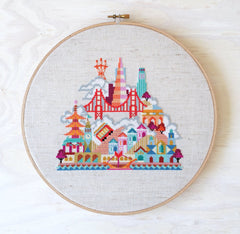 Cross Stitch San Francisco
