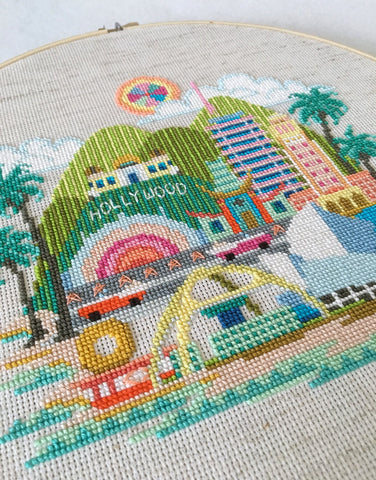 Cross Stitch Los Angeles