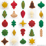 sugar house shop, advent calendar, christmas felt craft