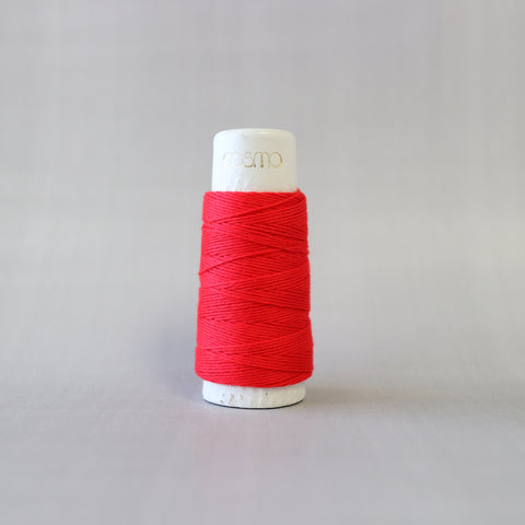 Sashiko Thread, Watermelon Red 09