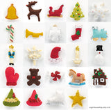 Carol of the Bells Advent Calendar with Treasured Characters