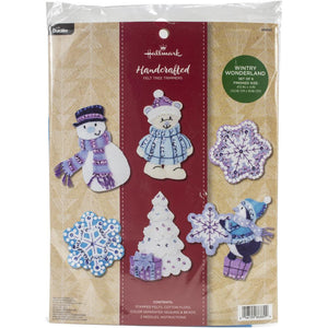 Wintery Wonderland Ornament Kit