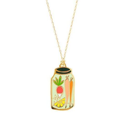Foodie Necklace