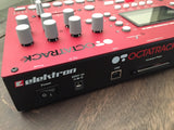 RED ANODIZED OCTATRACK PANEL KIT