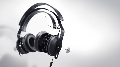NOCS NS900 LIVE DJ/STUDIO HEADPHONES