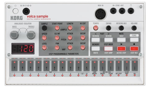 VOLCA SAMPLE POWER BUNDLE