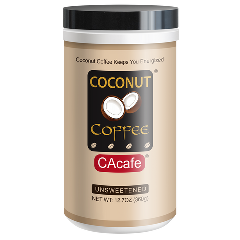 Coconut Coffee (Unsweetened)