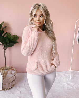 CUDDLE BUG TEDDY SWEATER (TAUPE)