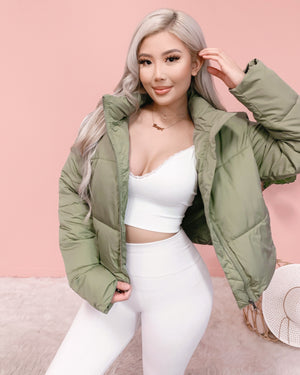 WINTER FEELS PUFFER JACKET (BLUSH)