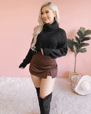 WINTER NIGHTS SWEATER TOP