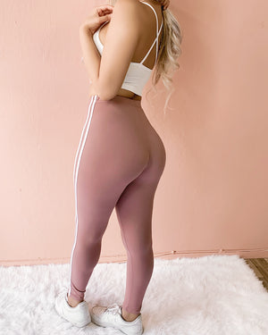 RESTOCKED! SOFT LIKE BUTTER LEGGINGS (MOCHA)