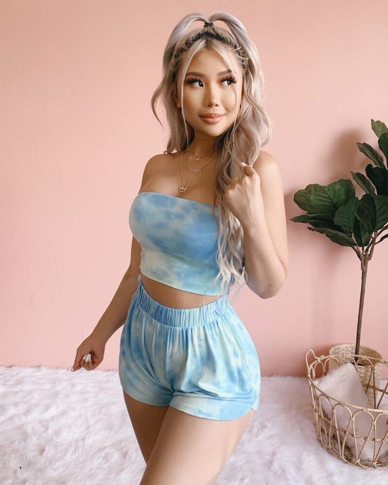 RESTOCKED! LET'S CHILL 2-PIECE SET