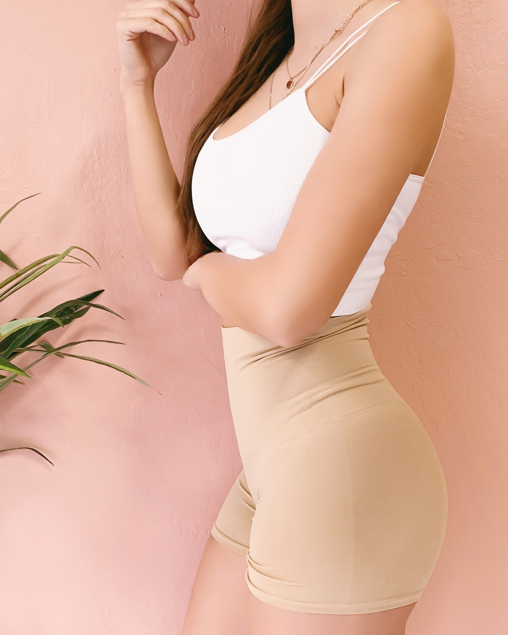 RESTOCKED #8! ESSENTIALS SPANX (NUDE)