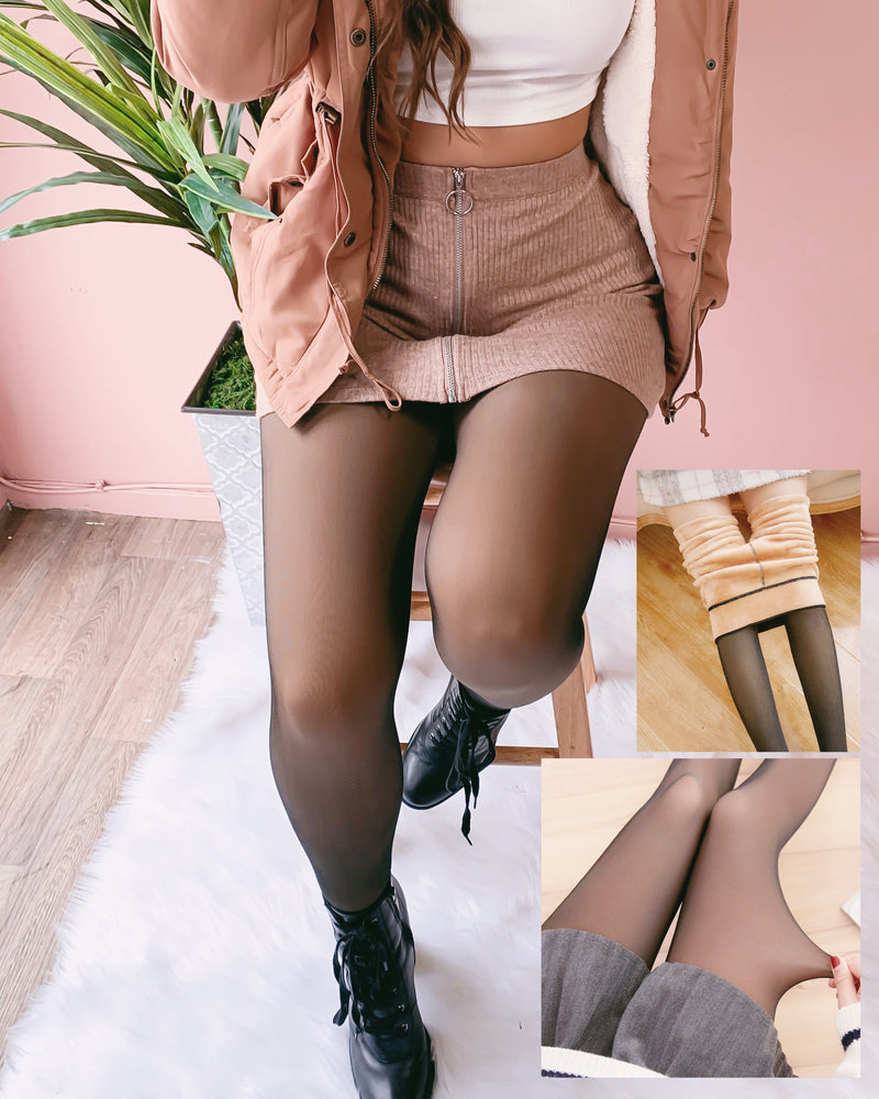 UPGRADED MAGIC FUR LEGGINGS/STOCKINGS!! (SIZE 00 - 9)